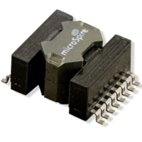 CCM Series Inductors/ Transformers come in monolithic design.