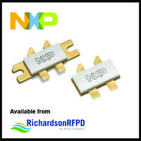 RF Power LDMOS Transistor handles VSWR of more than 20:1.