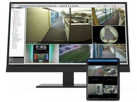 ExacqVision Video Management System (9.0) improves customer's security environment.