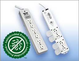 Medical-Grade Power Strips and Surge Protectors meet CMS and joint commission regulations.