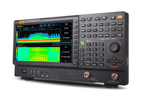 RSA5000 Spectrum Analyzers offer maximum sample rate of 51.2MS/s.