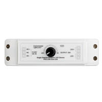 Single Channel StudioPro LED Dimmer uses 5kHz PWM frequency.