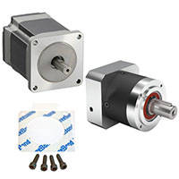 New AZ Series Products Now with Neugart's Planetary Gear, 42 mm Motor and New Pulse Input Driver with RS-485 Communication