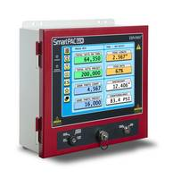 SmartPAC PRO Automation Controller offers touch screen interface.