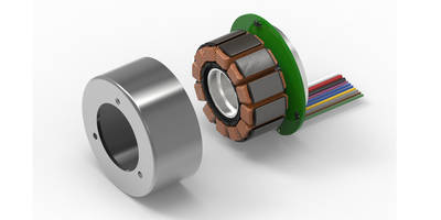 EC 60 Brushless Servo Motors feature high pole pair count.