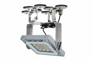 EPL-AMB-150LED-250 Explosion Proof LED Light offers color rendering index of 75.