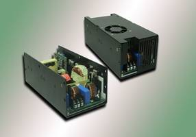 PM651 Series AC/DC Power Supplies are tested to EN55011 Class B emission limits.