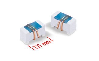 0402DC Series Ceramic Chip Inductors feature wire wound construction.