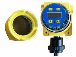 Explosion Proof Toxic Gas Transmitter comes with LCD graphics display.