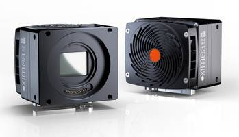 xiB-64 Camera provides data stream with up to 64 Gbit/s over 300 m distance.