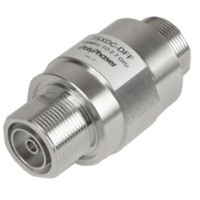 Polyphaser's 4.3-10 Connected SX Series Of Lightning RF Surge Arrestors are optimized for 4G LTE wireless systems and 5G networks.
