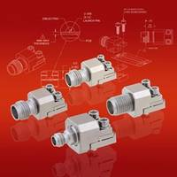 Millimeter-Wave End Launch Connectors offer VSWR as low as 1.10:1.
