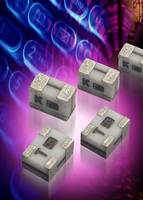 LP Series ITF Filters feature lead-free nickel/solder coated terminations.