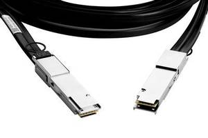 QSFP28 9Q Series Cable Assemblies eliminate high-frequency resonance.