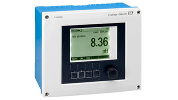Liquiline CM44 and CM44R Transmitters provide report in PDF format.