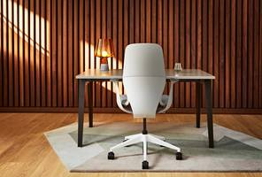 SILQ™ Chair eliminates the adjustment mechanism.