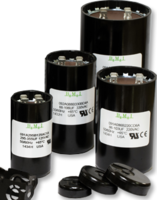 BMI AC Motor Run Capacitors are compliant to UL and RoHS standards.