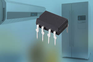 VO2223B Power Phototriac features a blocking voltage of 600 V.