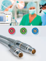 LEMO® to Display their Latest Medical Connector and Cable Assembly Solutions for Interconnect Device Manufacturers During the MD&M WEST Exhibition, Anaheim, CA