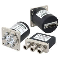 Electromechanical Switches feature D-SUB multi-pin connector interface.