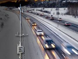 Vaisala's Road Weather Station to be Part of the Aurora Smart Road on Highway 21