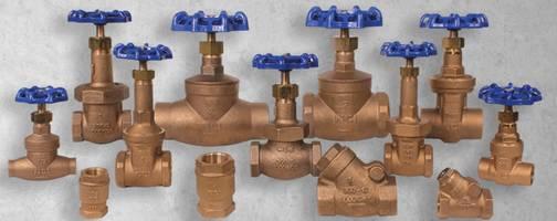 Bronze Valves meet MSS-SP80 standards.