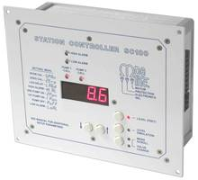 SC100 Pump Controller features a 4-digit, 7-segment digital display.