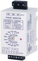 001-DVM-DR Phase Monitor comes with removable phoenix-style connectors.