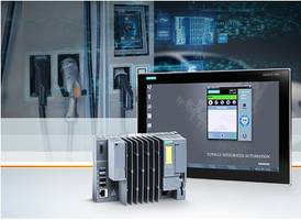 Simatic Open Controllers are suitable for distributed applications.