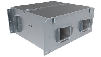 Minicore Energy Recovery Ventilators feature 16 in. chassis.