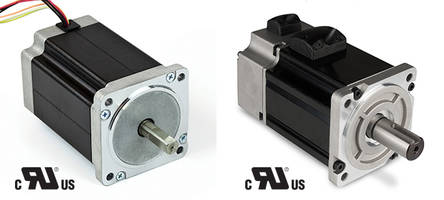 Stepper and Servo Motors are suitable in automation applications.