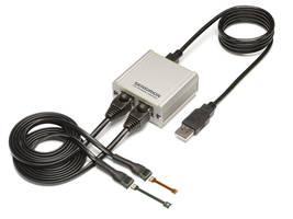 SEK-Environmental Sensing Kit features two independent I²C channels.