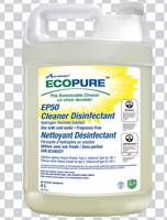 A More Complete Cleaner Disinfectant