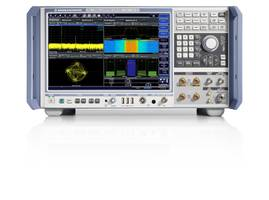 New Radio Signal Analyzer enables component testing of 5G power amplifiers.
