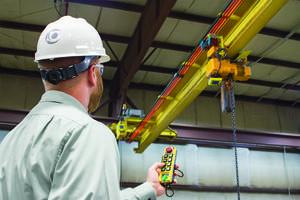 QuickBridge Takes Crane Bridge Electrification to the Next Level