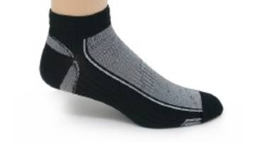 Maine-Lee Technology Group's New EZ Glider Sock Series Uses All-Terrain Intelligent Yarn for an Easy On/Easy Off Process