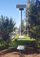 Solar Powered Landscape Lights for Wawa In Parkland FL