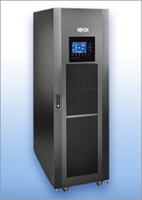 Tripp Lite's 3-Phase UPS System can support up to 15 typical IT racks.