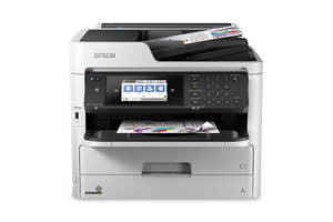 WorkForce Pro WF-C5000 Series Printers come with auto two-side capabilities.