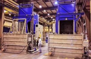 Wisconsin Oven Ships Horizontal Quench System to Aluminum Supplier