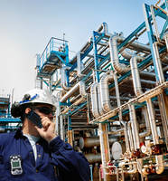 Wearable Gas Detectors are integrated with PKS for safety monitoring.