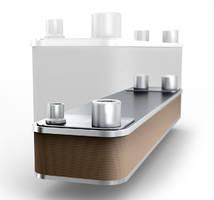 Micro Plate Heat Exchangers optimize heat transfer.