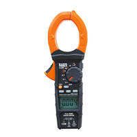 2000A Digital Clamp Meter comes with backlit display.