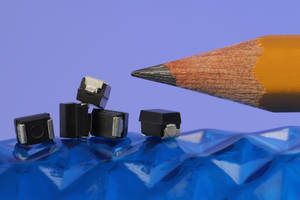 SML32S SMT RF Inductors are offered in powdered iron and ferrite core types.