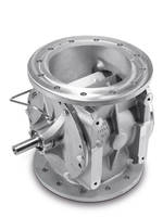 Coperion ZRD Rotary Valves are engineered for heavy-duty industrial services.