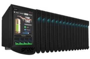 Opto 22 groov EPIC® system offers I/O module density of up to 24 channels per module.