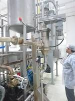 Self-Cleaning Filtration System for High-Temperature Oil Avoids Stoppages on Production Line