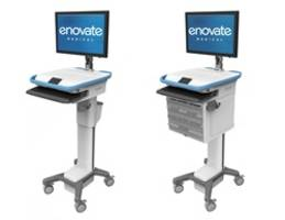 Envoy Mobile EHR Workstation enhances patient engagement.