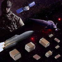 X7R BME Ceramic Capacitors are tested to MIL-PRF-32535 standards.