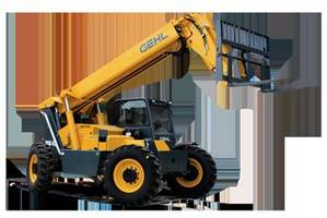 Gehl's Mark 74 Telescopic Handlers eliminate the need for after treatment fluid.